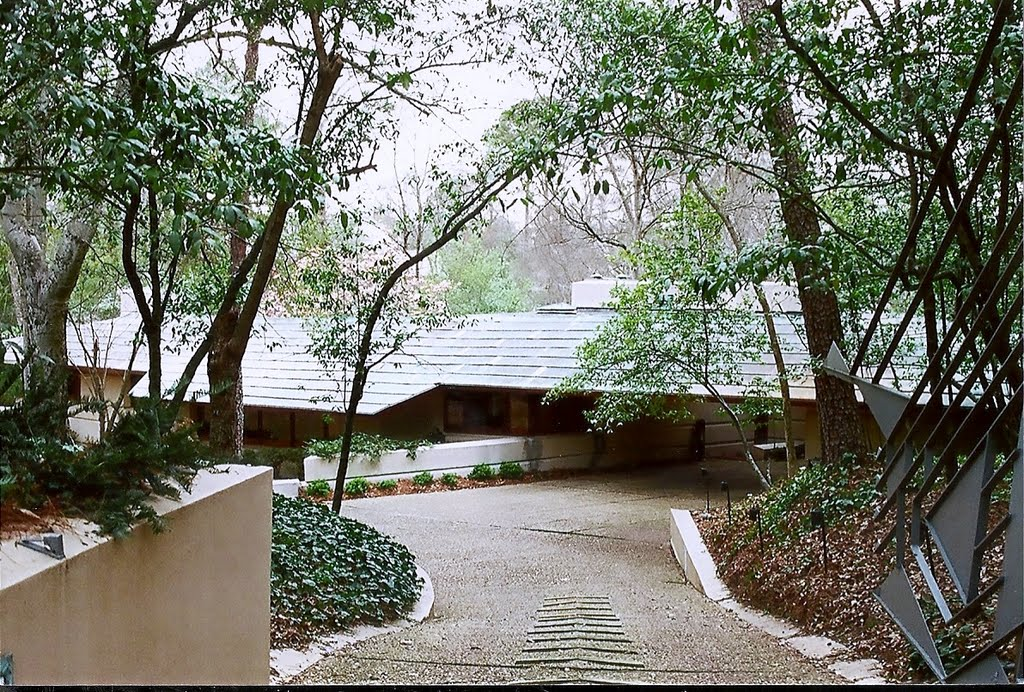 Fountainhead (Private Residence Designed By Frank Lloyd Wright), Флоренк
