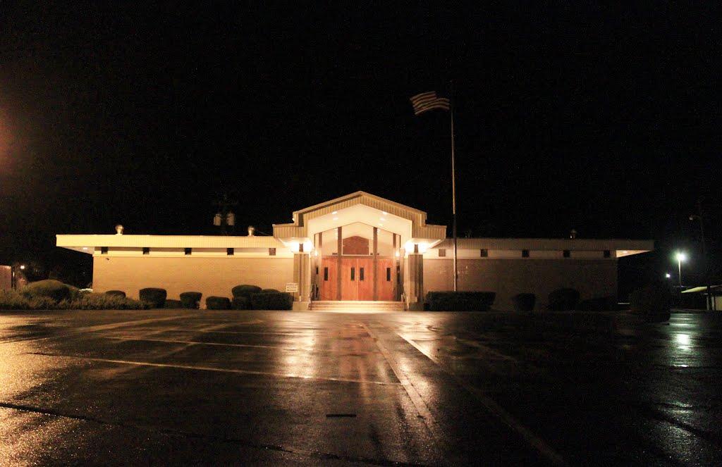 Jasper County Courthouse - Built 1972 - Paulding, MS, Флоренк