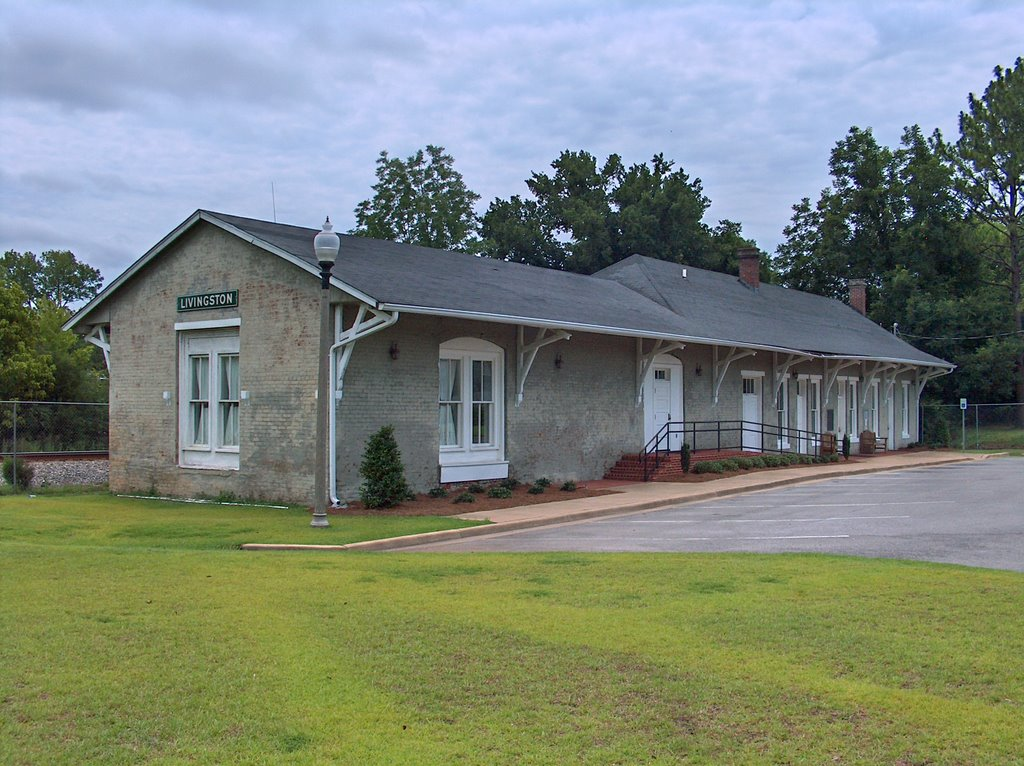Livingston, AL Southern Rwy. Depot, Хармони