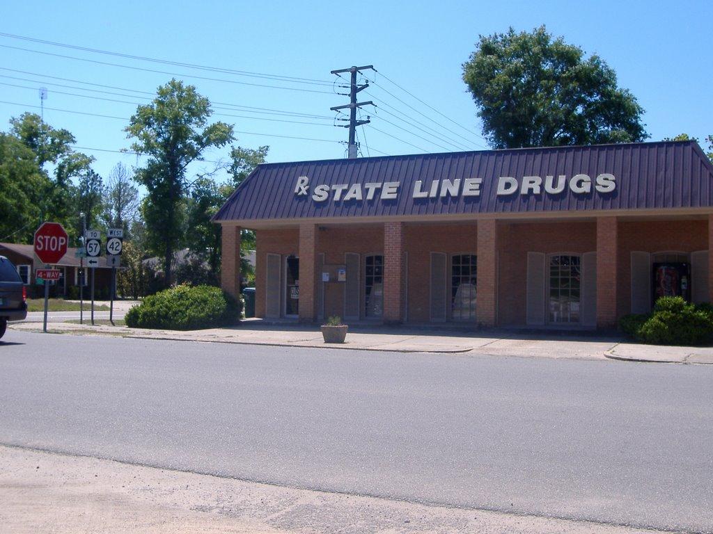 State Line Drugs, Хармони