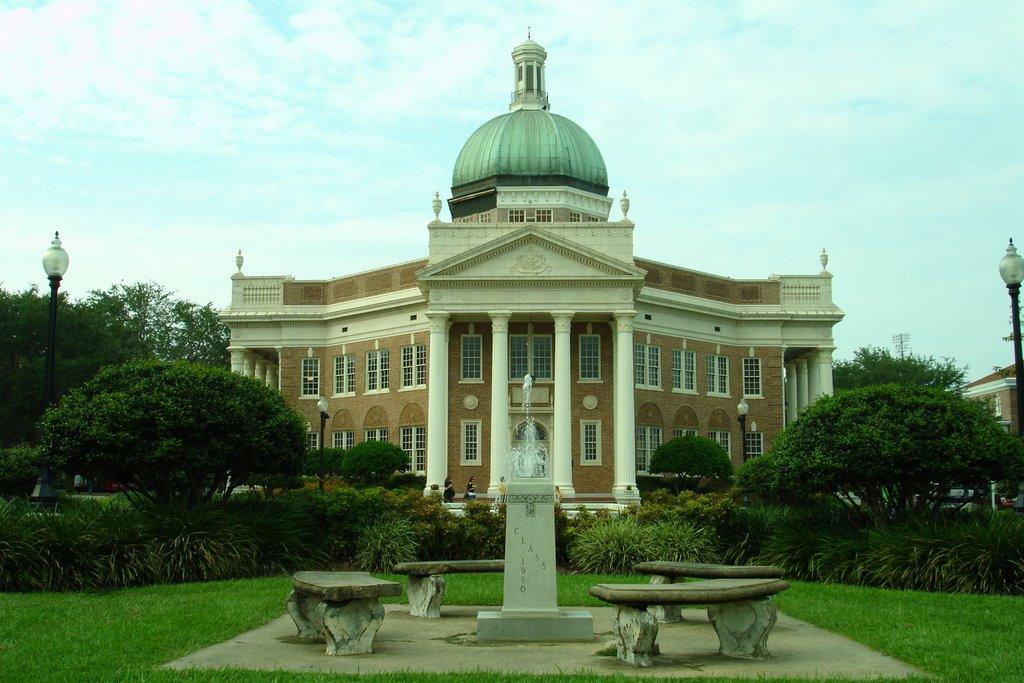 USM Administration building, Хармони