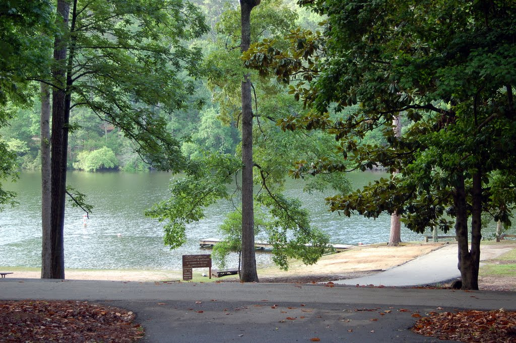Lake Ivy at Clarkco State Park - Quiltman, MS, Хармони