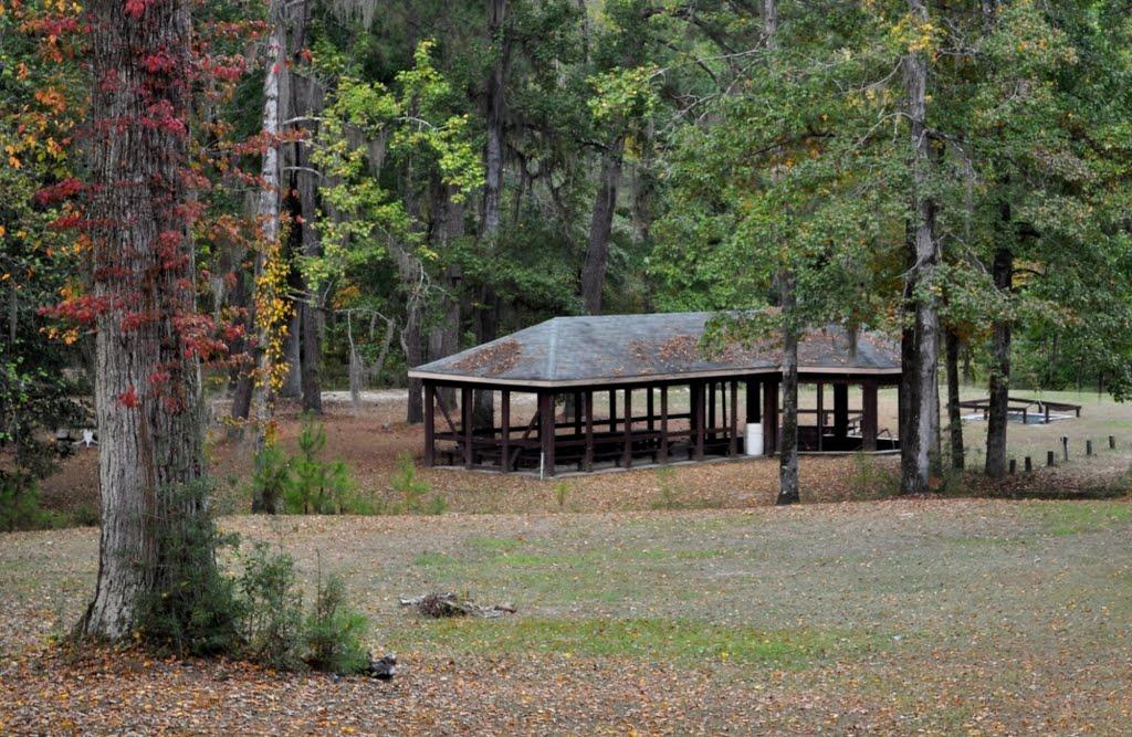 Bladon Springs State Park at Bladon Springs, AL, Хармони