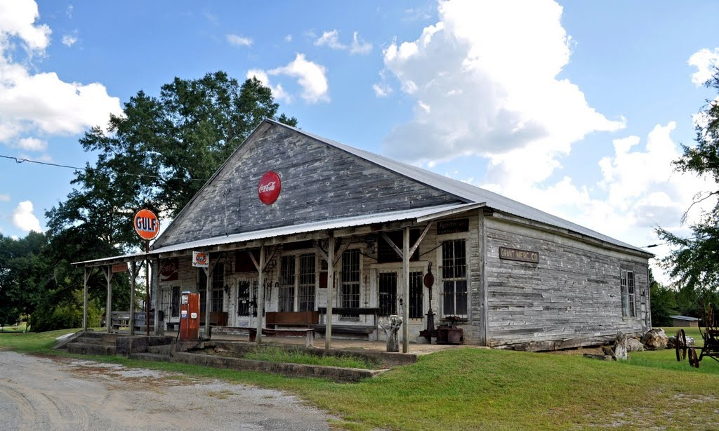 The Old Grant Country Store at Ward, AL, Хармони