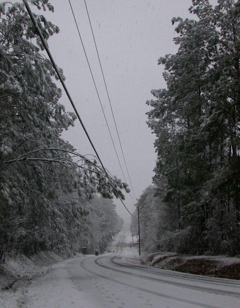 Yep, snows here too sometimes. Jan. 08, Хармони