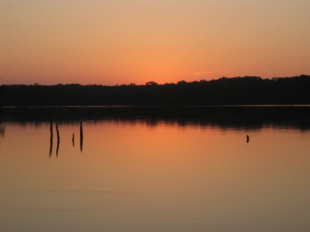 Little Prairie lake, Макензи