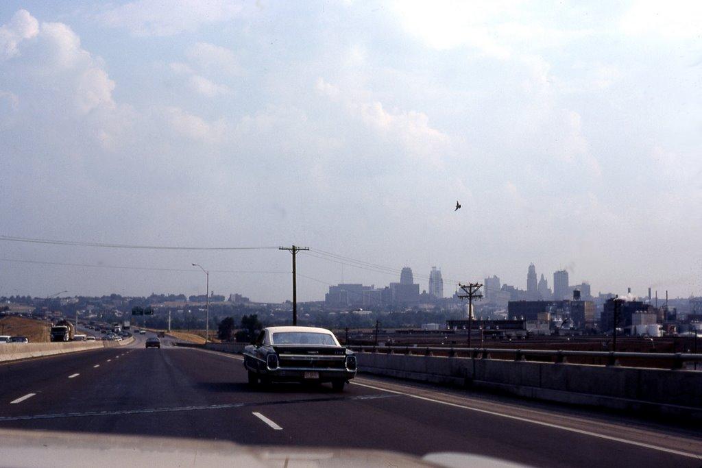 USA,Kansas city,KS,1974, Норт-Канзас-Сити