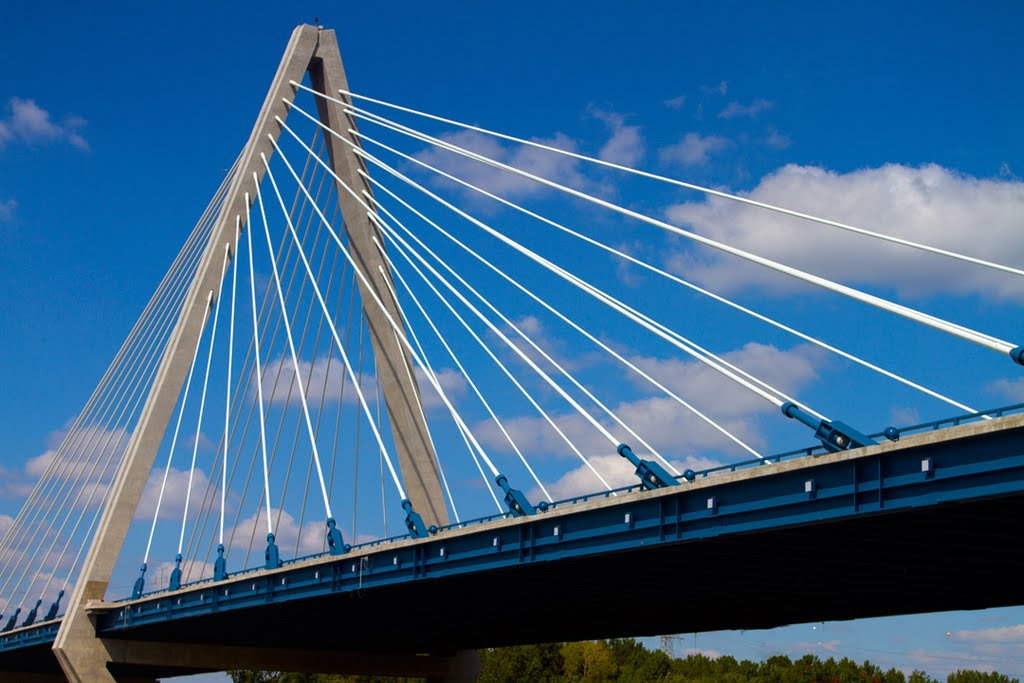 Christopher S.  Bond Bridge over Missouri river, Норт-Канзас-Сити