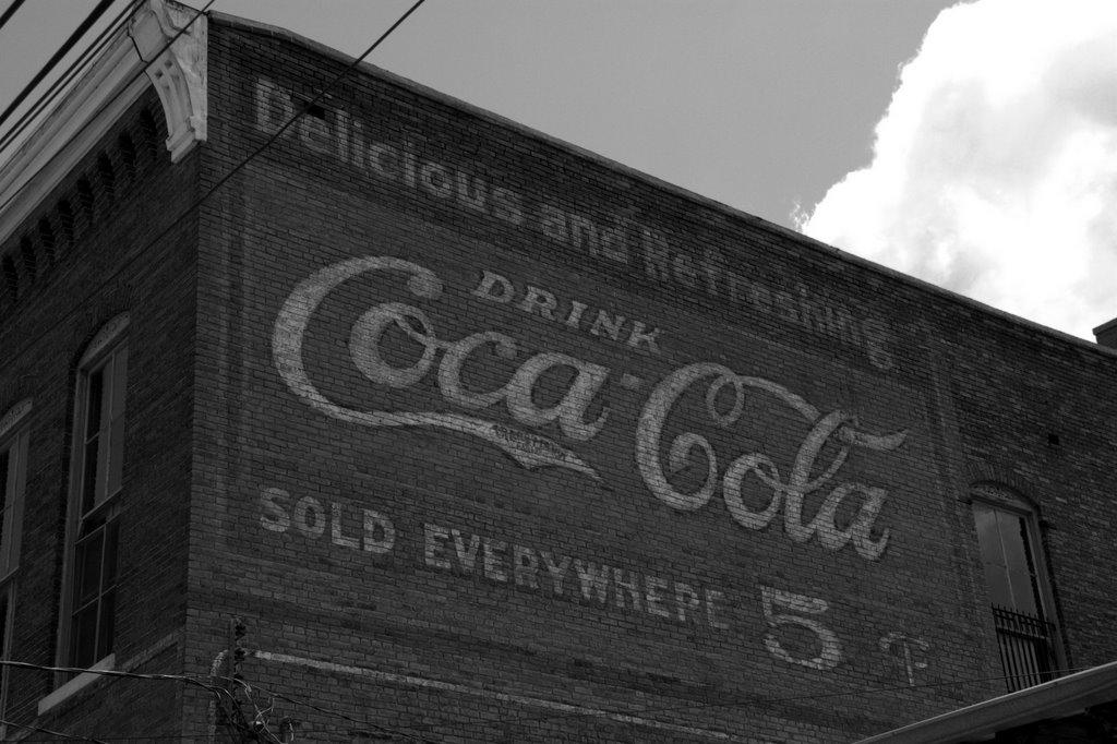 Drink Coca-Cola, Хунтлейг