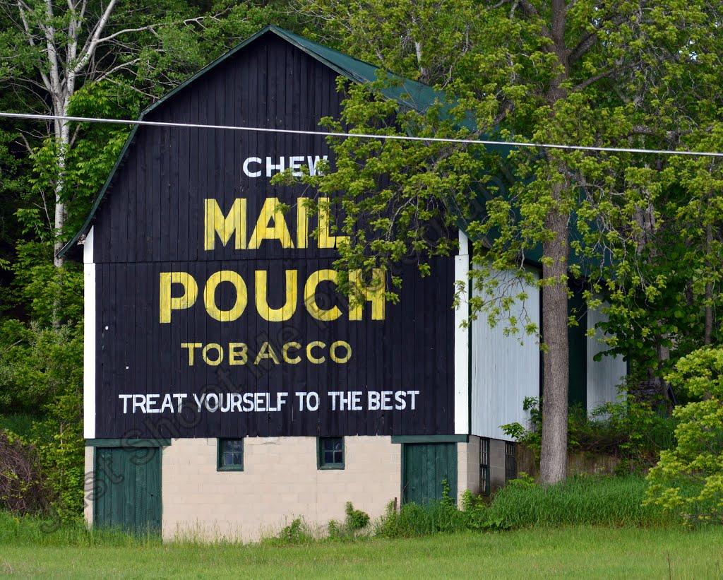 Mail Pouch Barn, Беллаир