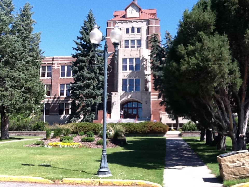 McMullen Hall, MSU-Billings, Биллингс