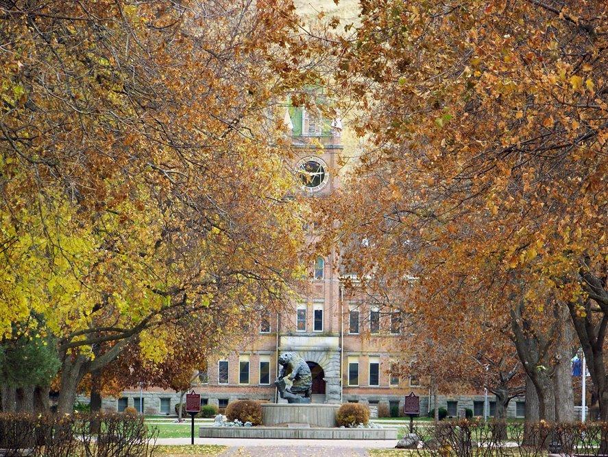 University of Montana, Миссоула