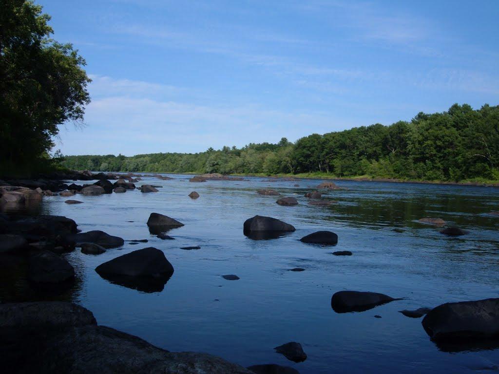 River, Ороно