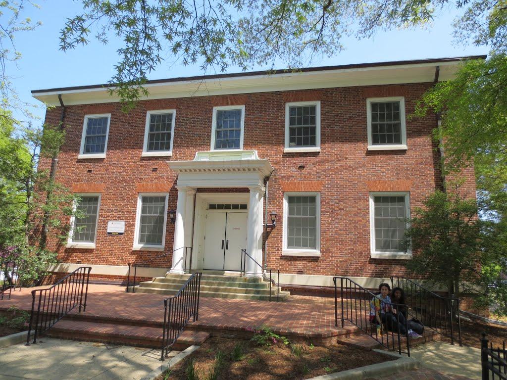 Mitchell Building, Колледж-Парк