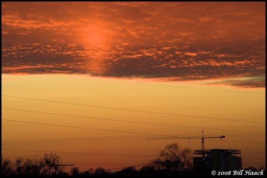 Golden Sunset, Корал-Хиллс