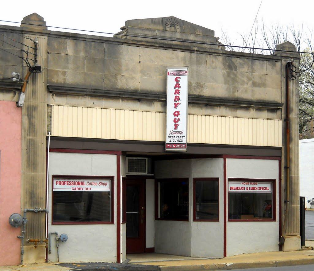 Professional Coffee Shop, Historic U.S. Route 1, 5314 Baltimore Avenue, Hyattsville, MD 20781-1910, Коттедж-Сити