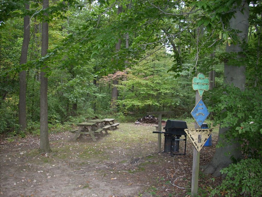 Scout camp area, Парквилл