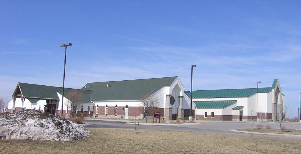 Bellevue, NE: West Bellevue Baptist, Папиллион