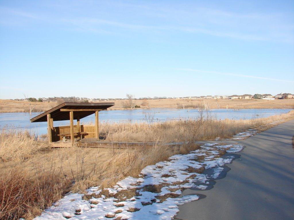 Walnut Creek Lake Recreation Area, Папиллион