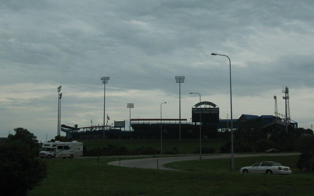 Rosenblatt Stadium, Папиллион
