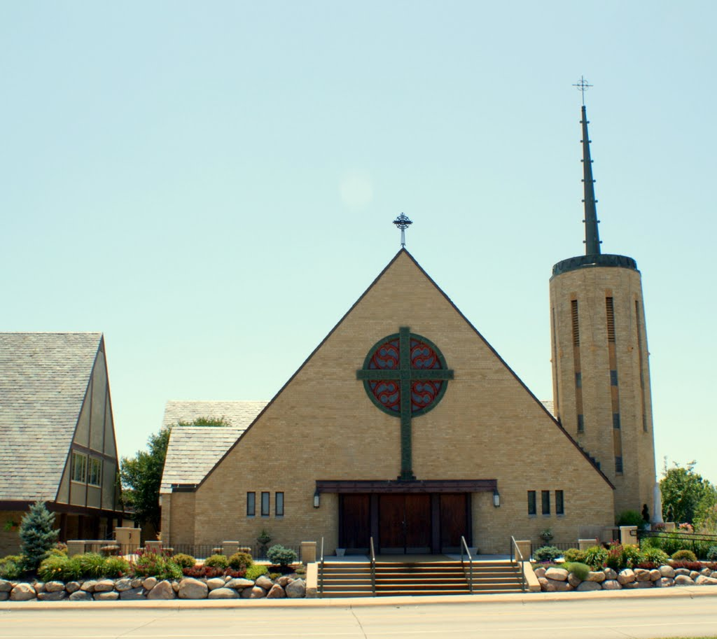 Omaha, NE: St. Marys Catholic, Папиллион