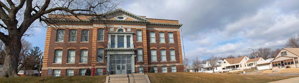 Robbins School (1910), Папиллион