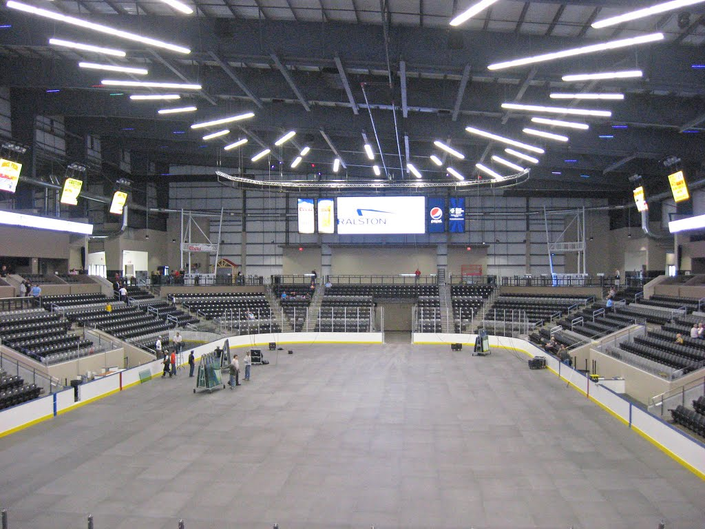 Ralston Arena Open House, October 2012.  Ralston Nebraska., Ралстон