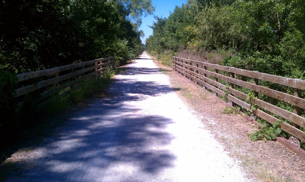 Homestead Trail - Bridge 12, Рока
