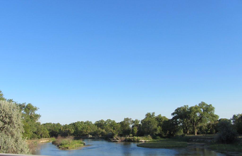 Platte River, Скоттсблуфф