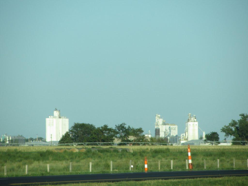 Grain Elevators, Скоттсблуфф