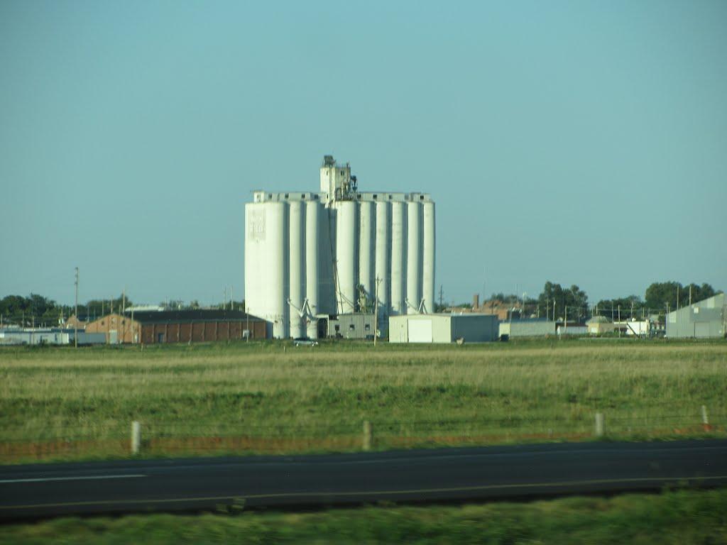 Grain Elevator, Скоттсблуфф