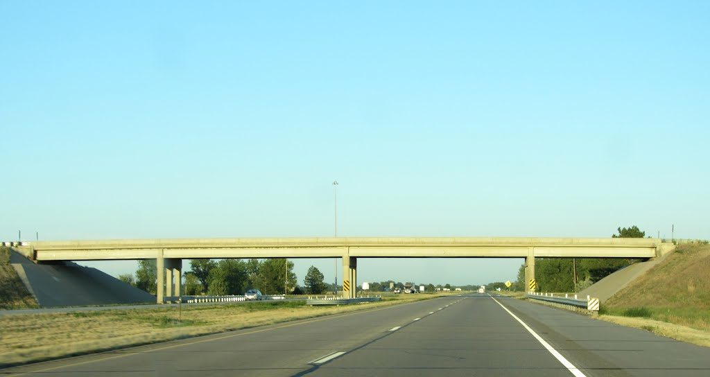 Odessa Road Overpass, Скоттсблуфф