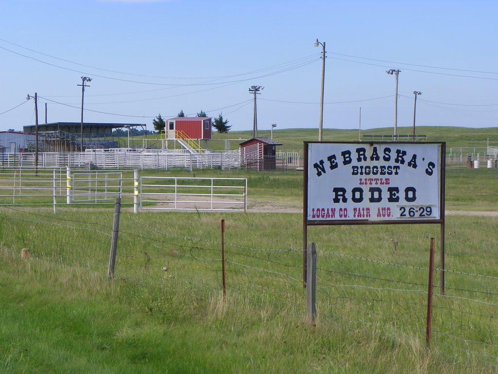 Logan County Rodeo and Fairgrounds, Скоттсблуфф