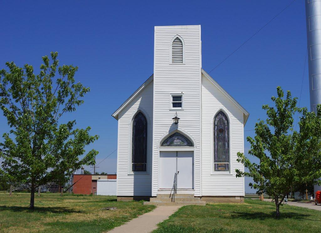 Farnam, NE: St. Josephs Catholic, Спрагуэ