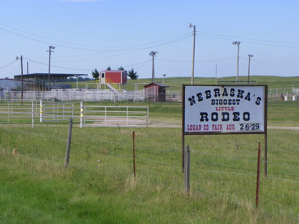 Logan County Rodeo and Fairgrounds, Спрагуэ