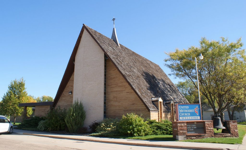 Arnold, NE: United Methodist, Хастингс