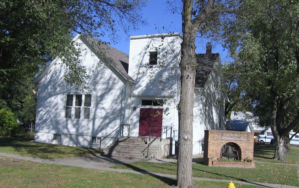 Riverdale, NE: Christian Church, Хастингс