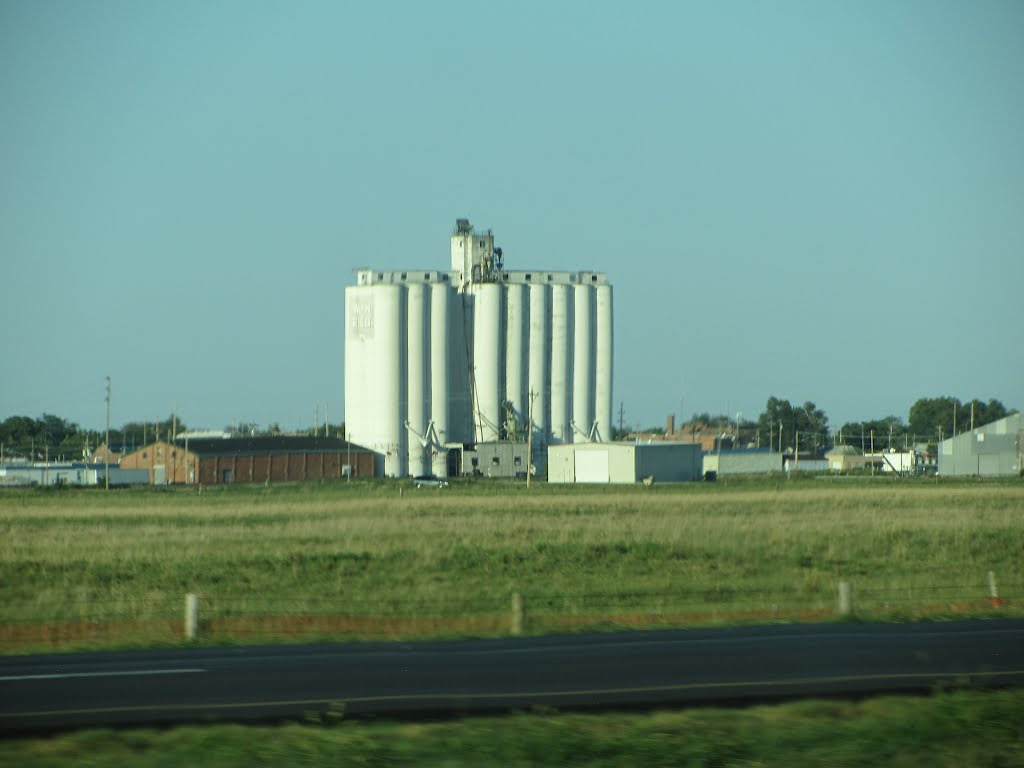 Grain Elevator, Хастингс