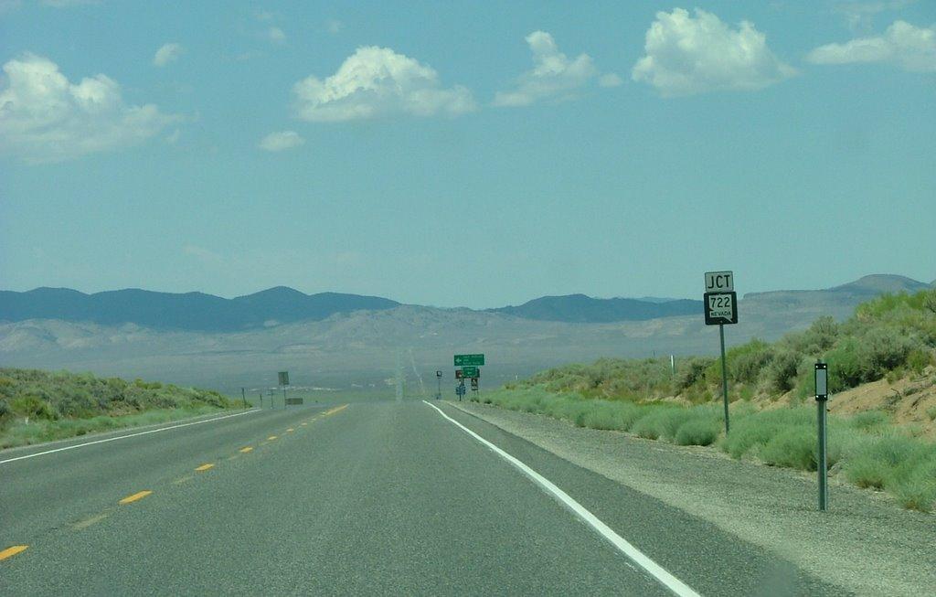 Highway 50, Вегас-Крик