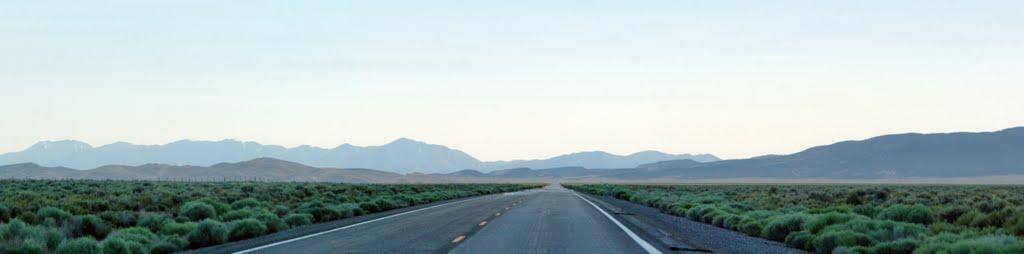 2011, Eureka, Nevada, USA - Hwy 50, Виннемукка