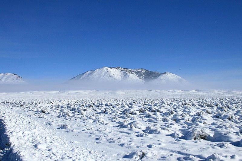NV722 - Frozen Fog, Виннемукка