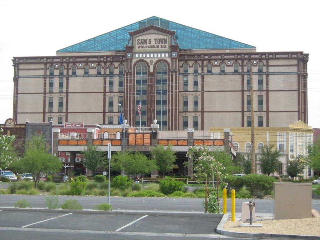 Sams Town Las Vegas 05-05-08, Ист-Лас-Вегас