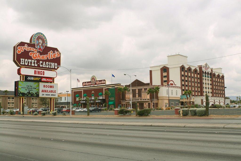 Arizona Charlies Hotel & Casino, Ист-Лас-Вегас