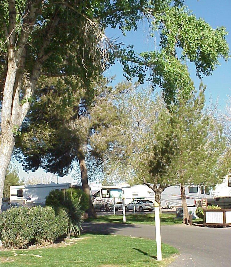 Thousand Trails Preserve Las Vegas NV, Ист-Лас-Вегас