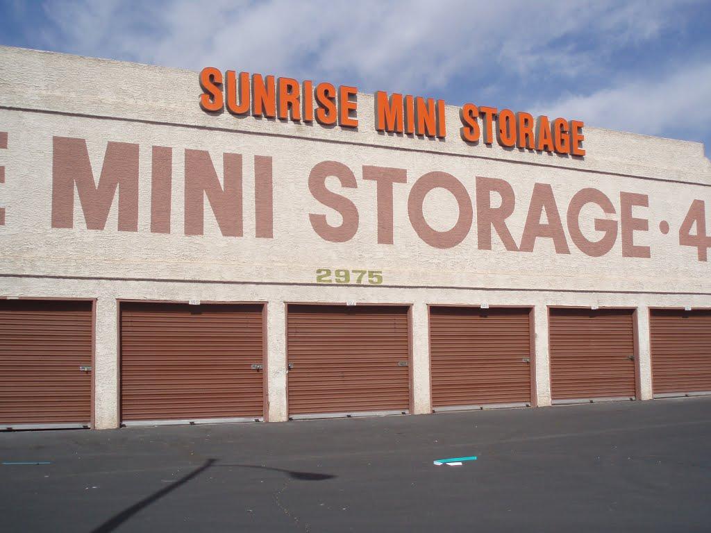 Sunrise Mini Storage in Las Vegas, Ист-Лас-Вегас