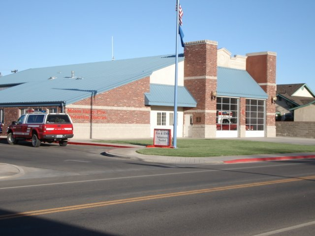 Yerington Fire Station, Йерингтон
