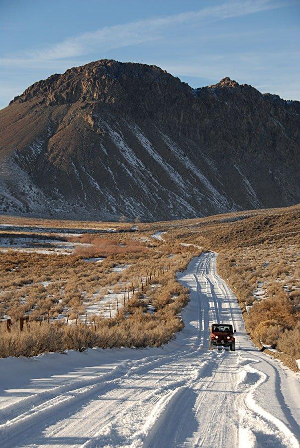 Peavine Canyon Road - 200801LJW, Калинт