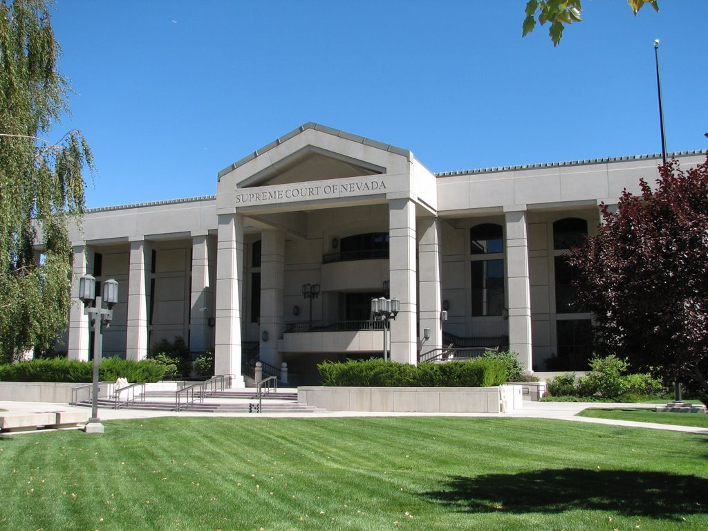 Nevada Supreme Court, Карсон-Сити