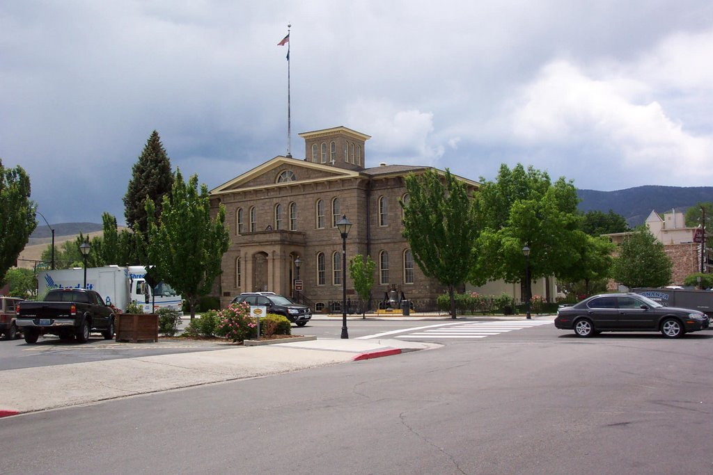 Old Mint (Nevada State Museum), Карсон-Сити