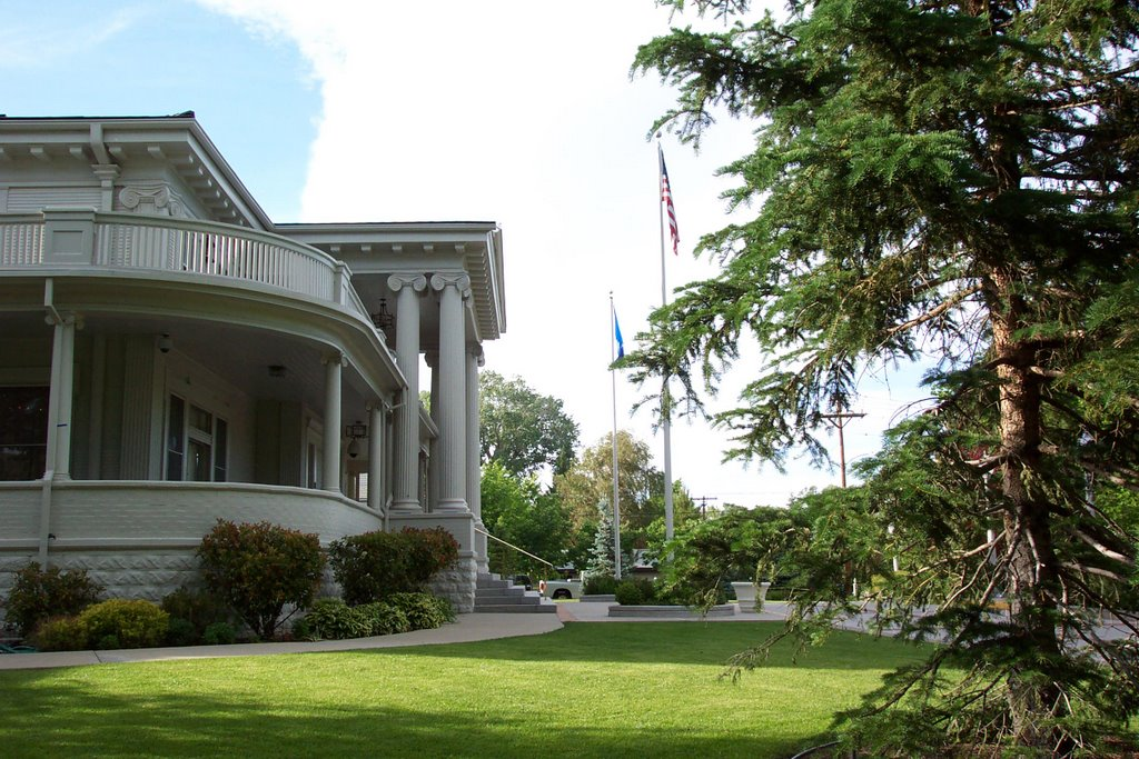 Nevada's Governor Mansion, Карсон-Сити